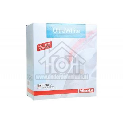 Foto van Miele Wasmiddel UltraWhite poederwasmiddel 2,7 kg Voor stralend witte was 10199770