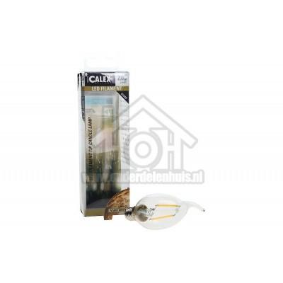 Foto van Calex Ledlamp Filament Tip-Kaarslamp 240V 2 Watt 200 Lumen 2700K E14 BXS35 425052