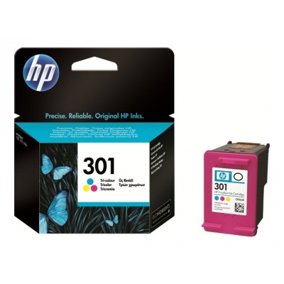 Foto van HP 301 INKT COLOR