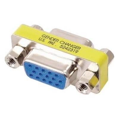 Foto van VGA-Adapter VGA Female 15-Pins