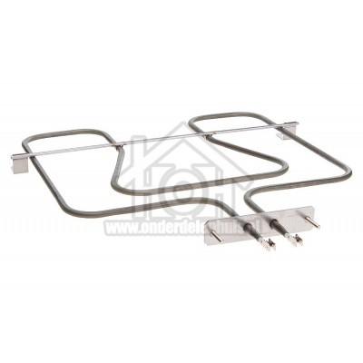 Foto van Zanussi Verwarmingselement Grillelement 1650W ZCG602LW, ZCG640W 3570415038