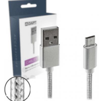 Foto van Micro USB data-laadkabel