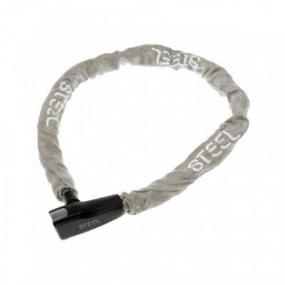 Steel kettingslot 8-110; grijs