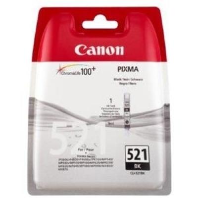 Foto van CANON CLI-521BK INKT FOTO