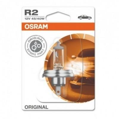 Foto van Osram autolamp R2 12V 45/40W
