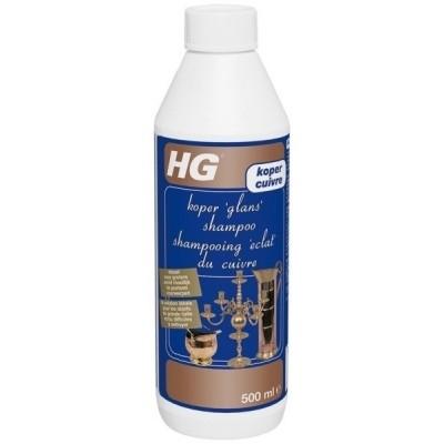 Foto van HG koper glans shampoo