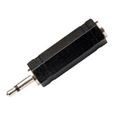 3,5mm Mono M - 6,3mm Mono F
