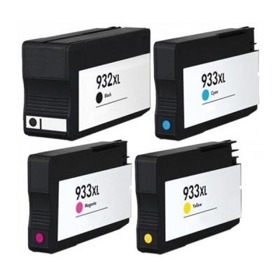 Multipack Replacement SL for HP 932 / 933 BK, C, M en Y