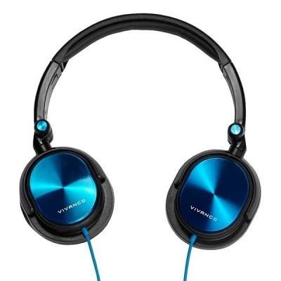 Foto van DJ30 stereo hoofdtelefoon Blauw