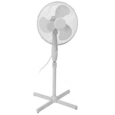 Foto van Staande ventilator 40cm Wit