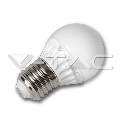 Foto van LED Kogel E27 4W=30W