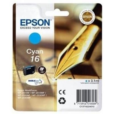 Foto van EPSON 16 INKT CYAN