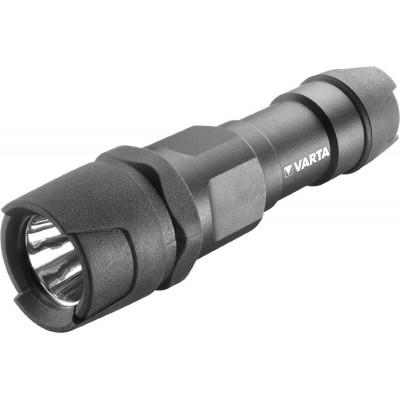 Zaklamp metaal 1W Light 3AAA