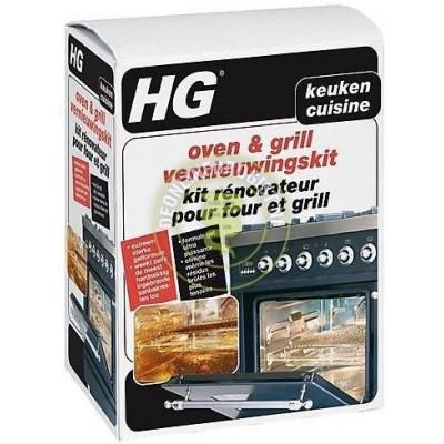 Foto van HG Oven en grill vernieuwingskit