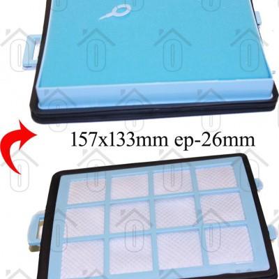 Foto van Philips Filter Luchtfilter cassette 170x147x27mm FC8767, FC8760 432200533151