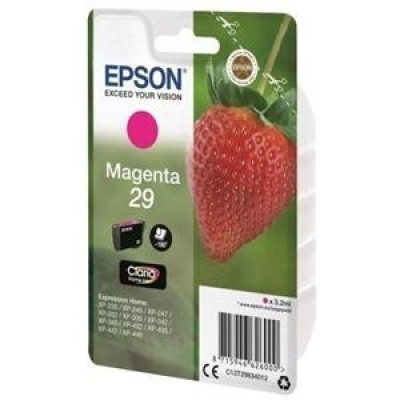 Foto van Epson 29 magenta Strawberry