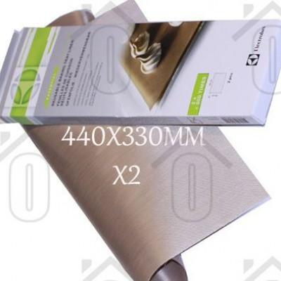 Foto van Electrolux Bakfolie Tefex ovenfolie 1st herbruikbaar Vervangt bakpapier 9029797207