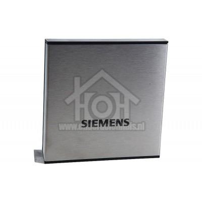 Foto van Siemens Afdekkap Paneel TK75K573 00654027