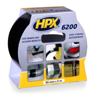 Foto van HPX textielband zwart