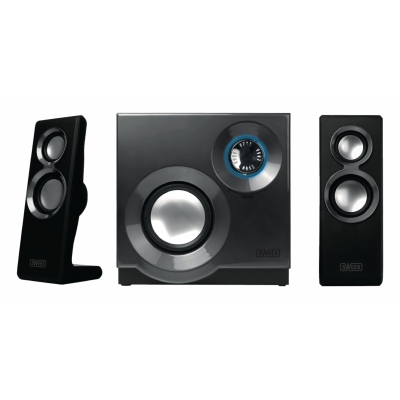 Foto van Phurephonic 2.1 speakerset