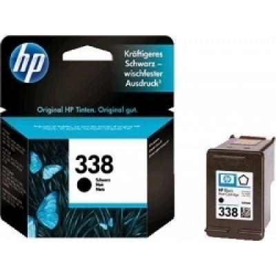 Foto van HP 338 INKT ZWART