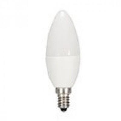 Led Kaarslamp 4W-25W E14 Dimbaar