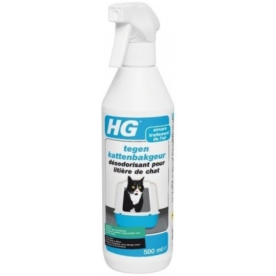 Foto van HG tegen Kattenbakgeur