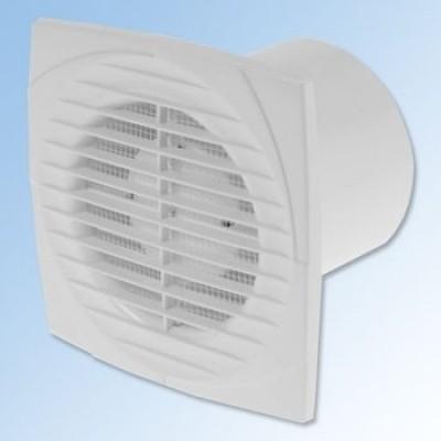 Ventilator, axiaal, badkamer/toilet