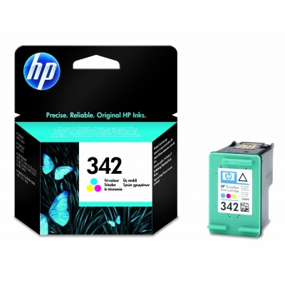 Foto van HP 342 INKT COLOR VIVERA