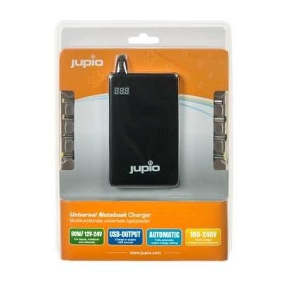 Jupio laptop adapter universeel