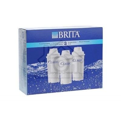 Brita filterpatronen 3-pack