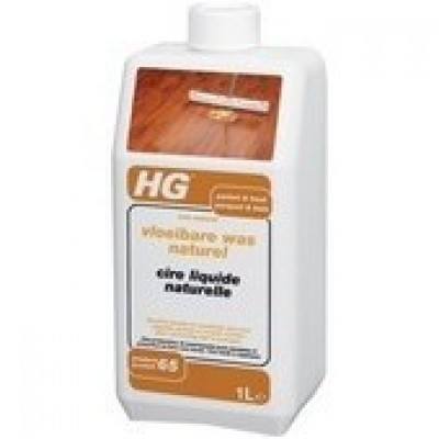 Foto van HG vloeibare was naturel (wax naturel) (product 65)