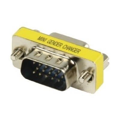 Foto van VGA-Adapter VGA Male - VGA Female