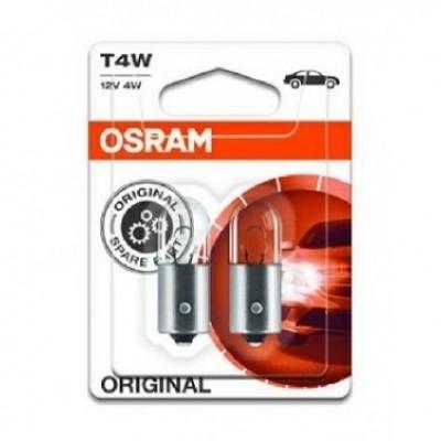 Foto van Osram autolamp T4W 12V BA9s