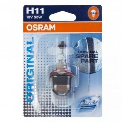 Foto van Osram autolamp H11 12V 55W