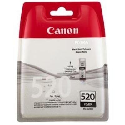 Foto van CANON PGI-520BK INKT ZWART