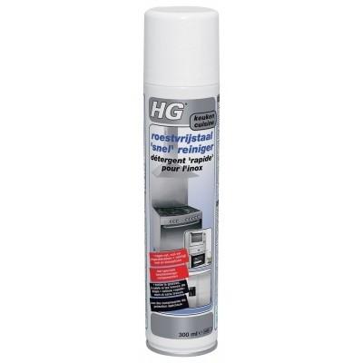 HG snelreiniger rvs