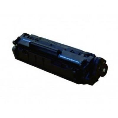 Foto van HP toner (Q 2612A) 12A Black / Canon 703 Black