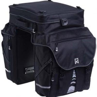 Bagagetas XL1200 zwart