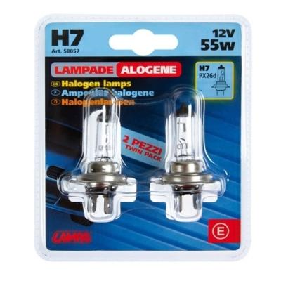 Foto van Autolampen H7 12V 55W