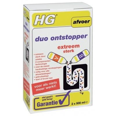 Foto van HG Duo Ontstopper