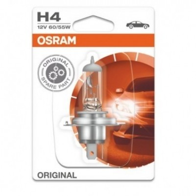 Foto van Osram autolamp H4 12V 60/55W