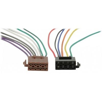 Iso kabel voor auto audioapparatuur