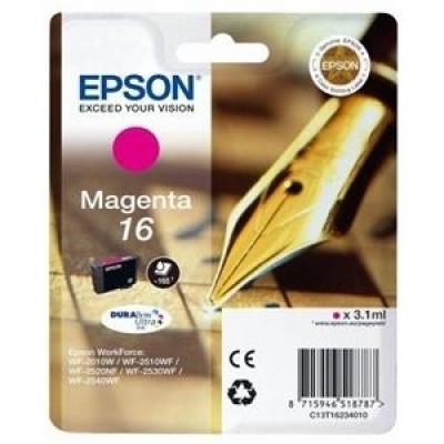 Foto van EPSON 16 INKT MAGENTA