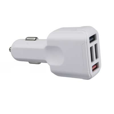 Autolader 4 poorts Quickcharger 2.0 - 5.1A