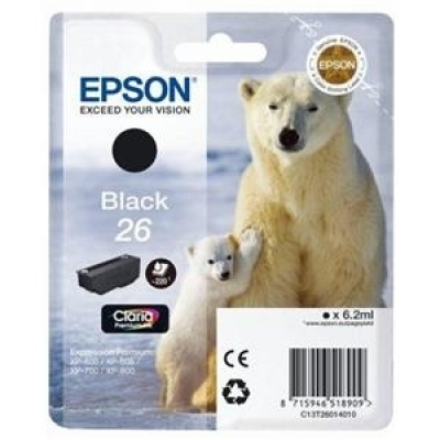 Foto van EPSON 26 INKT BLACK