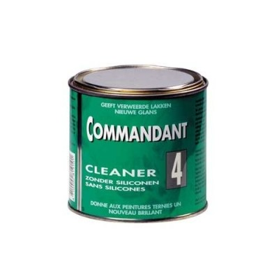 Commandant cleaner 500 gr NR4