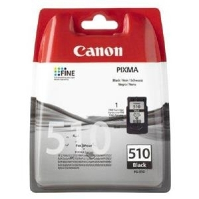 Foto van CANON PG-510 INKT ZWART