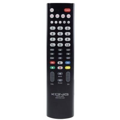 Foto van afstandsbediening voor 8 apparaten