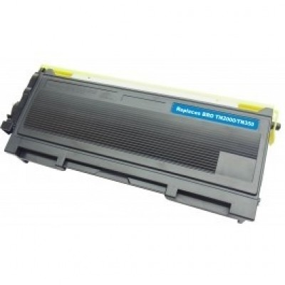 Foto van Brother toner TN- 2000 Black
